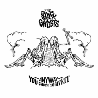 The Black Ghosts - Anyway you choose to give it