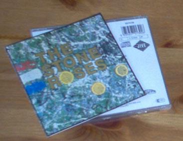 2nd pressage du cd europe, avec jive en label