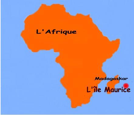 L'ile maurice est une pompe Afrique