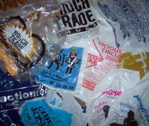 EXCD a planqué ma collection de sacs… wéduit à prendre en photo un sac de l'audito…