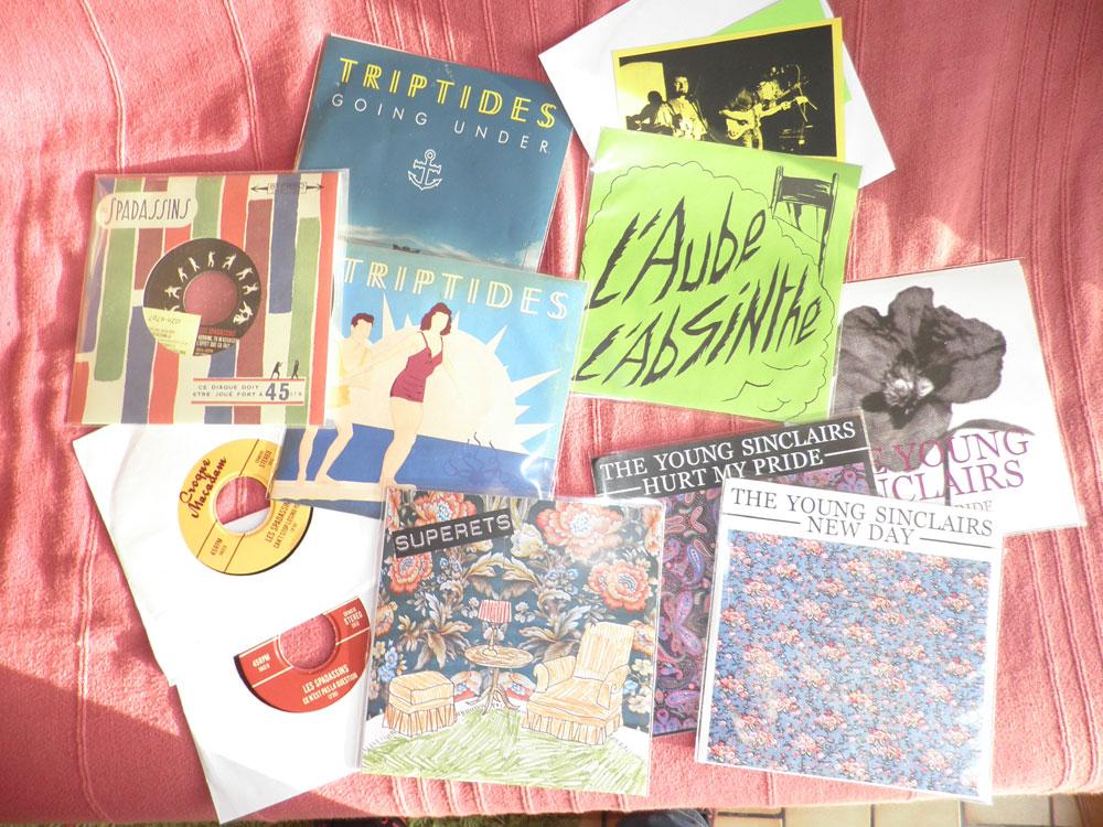 dix disques de (c)rock (macadam)-avri