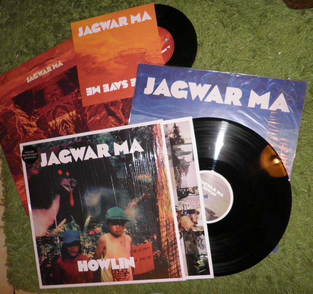 un disque de jagwar félin mais pas l'autre (j'me comprends)