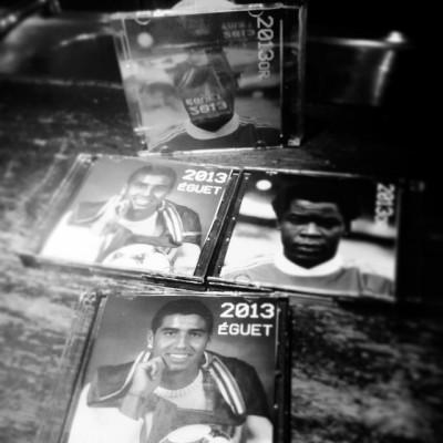 """C'est un double CD 3"""""""