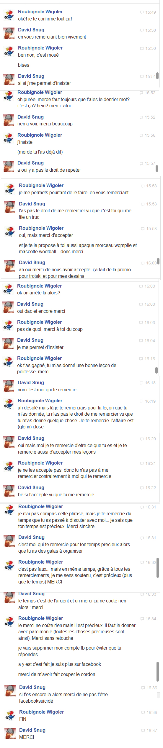 merci snug