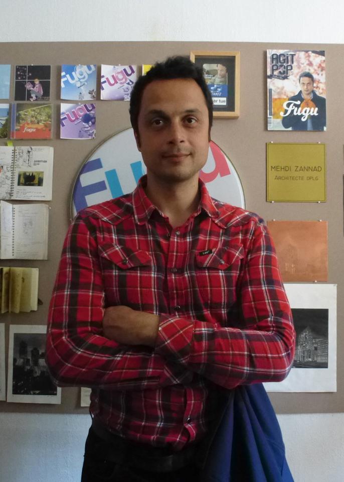 mehdi chante souvent à propos de la mur