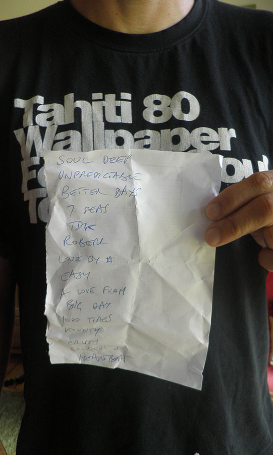 rock-in-the-barn-tahiti-setlist